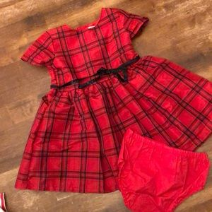 Carters 18 month Holiday Dress
